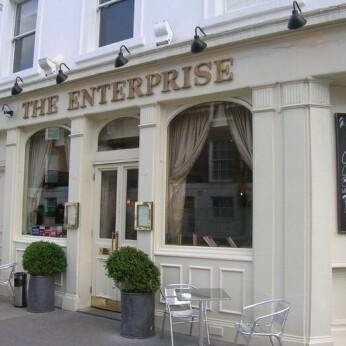 Enterprise, London SW3