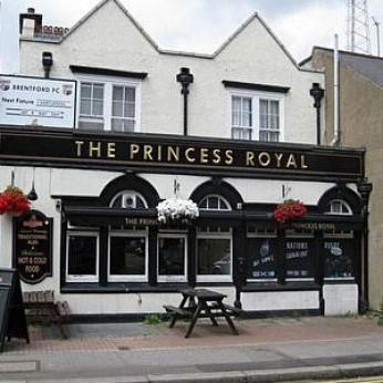 Princess Royal, Brentford