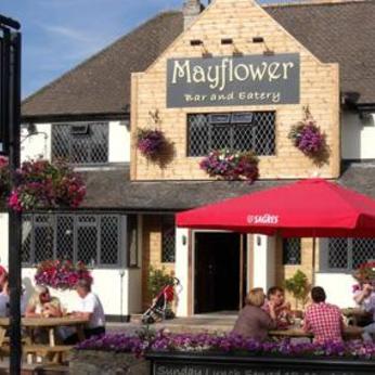 Mayflower, Austerfield