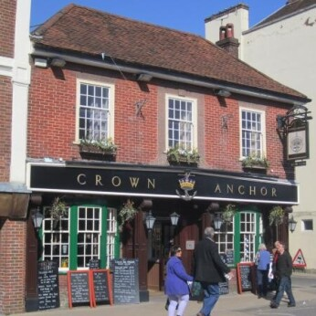 Crown & Anchor, Winchester