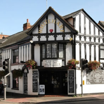 Click to view full size - White Hart Hotel, Witham(photograph number 1)