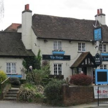 Click to view full size - Anchor, Leatherhead(photograph number 1)