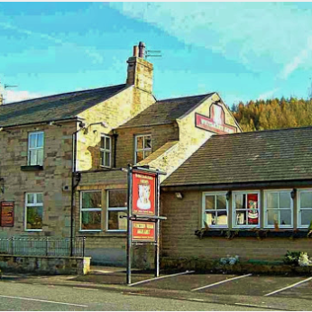 Whittakers Arms, Huncoat
