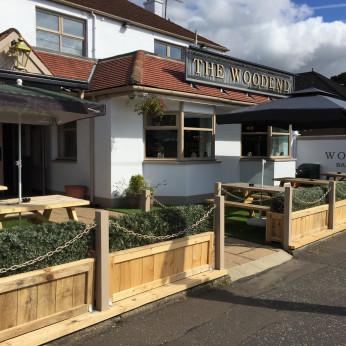 Woodend Bar, Shettleston