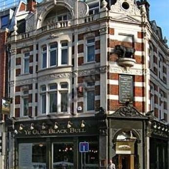 Ye Olde Black Bull, London E15
