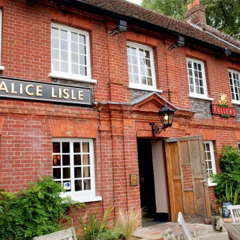 Alice Lisle Inn, Rockford