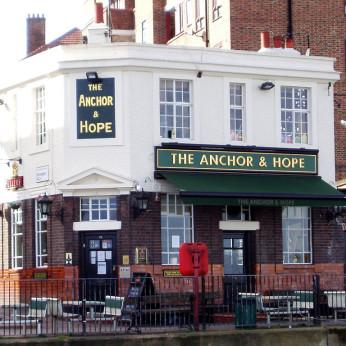 Anchor & Hope, London E5