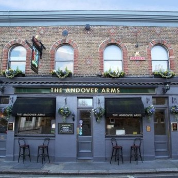 Andover Arms, London W6