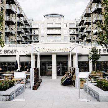 Blue Boat, London W6