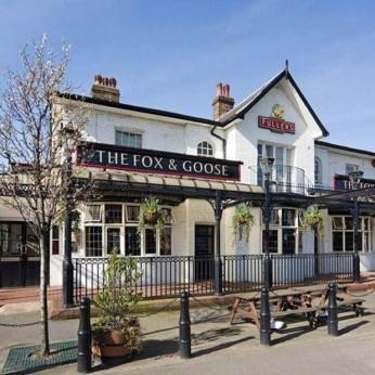Fox & Goose Hotel, Ealing