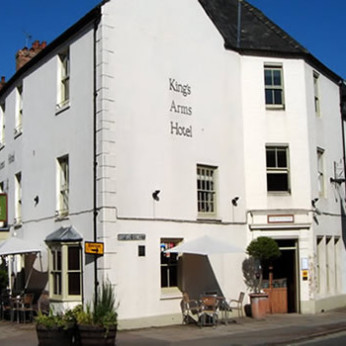 King's Arms, Woodstock