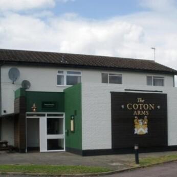 Coton Arms, Mercian