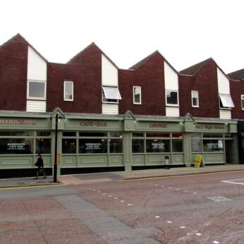 Harrisons Cafe Bar, Nantwich