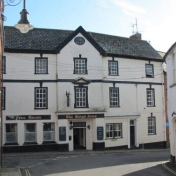 Kings Arms, Cullompton