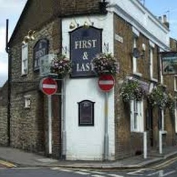 First & Last, Maidstone