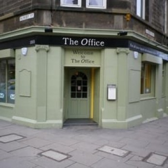 Office, Leith Walk