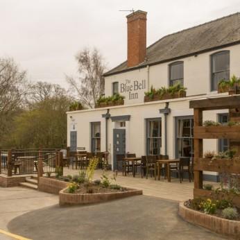 Blue Bell Inn, Rothley