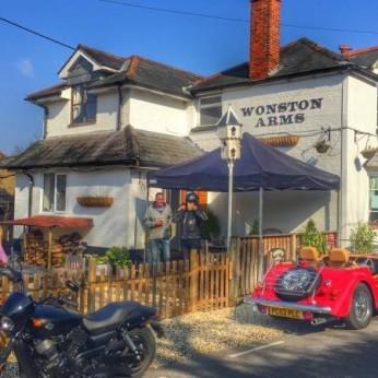 Wonston Arms, Sutton Scotney