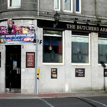 Butchers Arms, Aberdeen