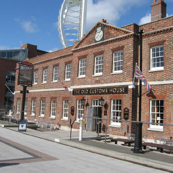 Old Customs House, Portsmouth