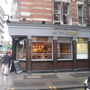 Angel, London EC1