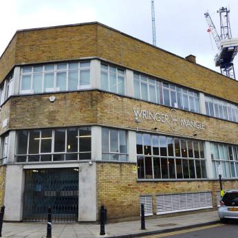 Wringer and Mangle, London E8