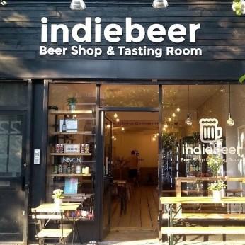 indiebeer, London N7 6N