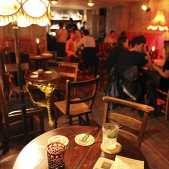 Ruby's Bar and Lounge, London N16