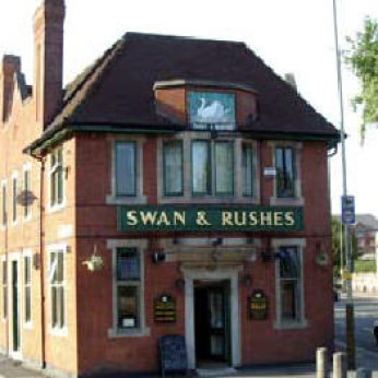 Swan & Rushes, Leicester