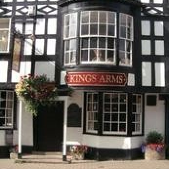Kings Arms, Bromyard