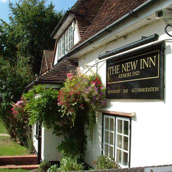 New Inn, Kidmore End