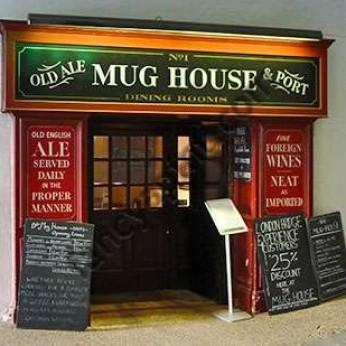 Mug House, London SE1