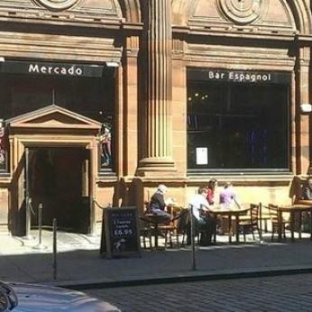Mercado, Glasgow