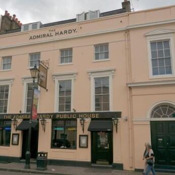 Admiral Hardy, London SE10