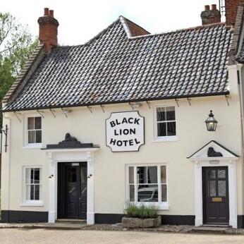 Black Lion Hotel, Little Walsingham