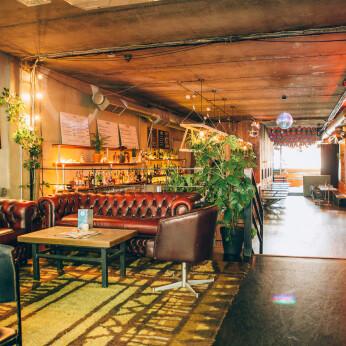 City Bar & Kitchen, London E1