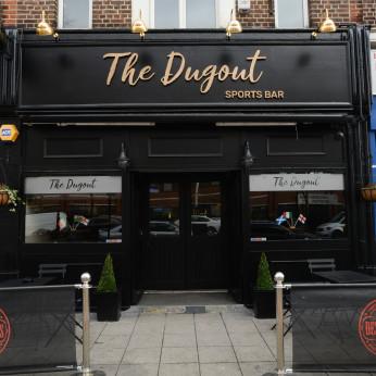 Dugout Sports Bar, Greenford