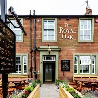 Royal Oak, Scotby