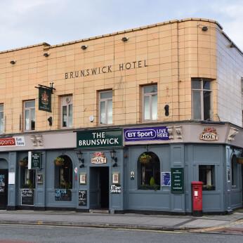 Brunswick Hotel, Crewe