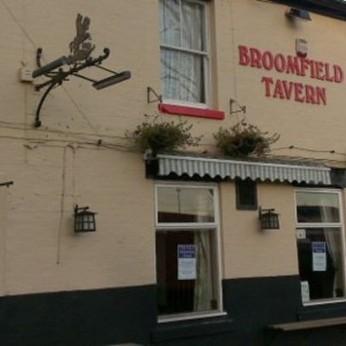Broomfield Tavern, Sherbourne