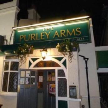 Purley Arms, South Croydon
