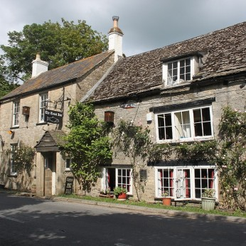 Trout Inn, Lechlade-on-Thames