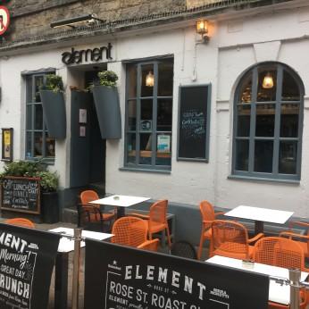 Element, Edinburgh
