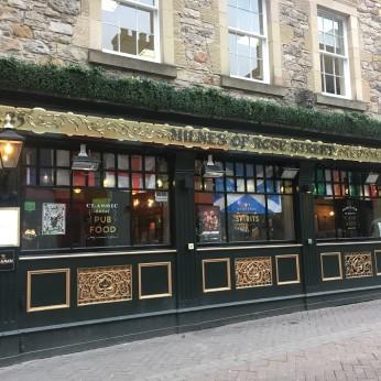Milnes Bar, Edinburgh