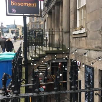 Basement, Edinburgh