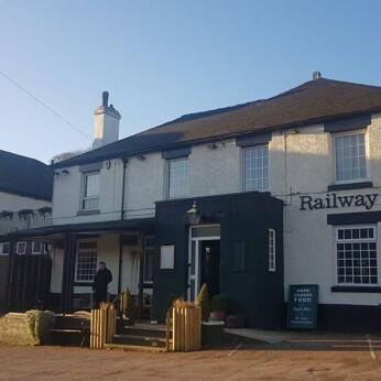 Railway Inn, Froghall