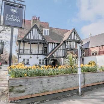 Rose & Crown, Beverley