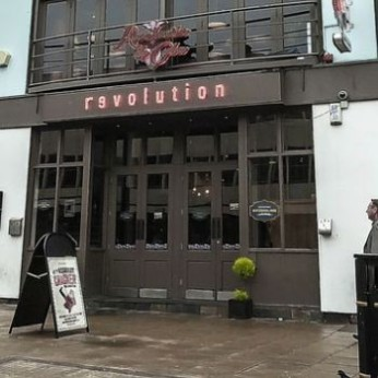 Revolution, Newcastle