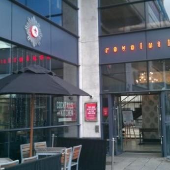 Revolution, Plymouth