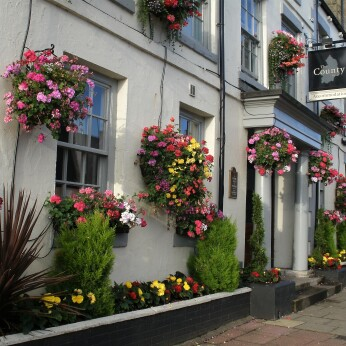 County Hotel, Hexham